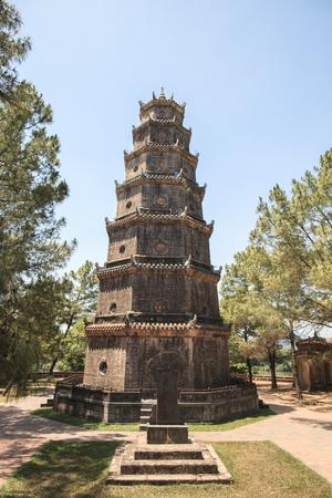 hue: Thien Mu Pagoda, Hue, Vietnam