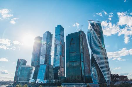 international business center: Moscow city Moscow International Business Center, Russia