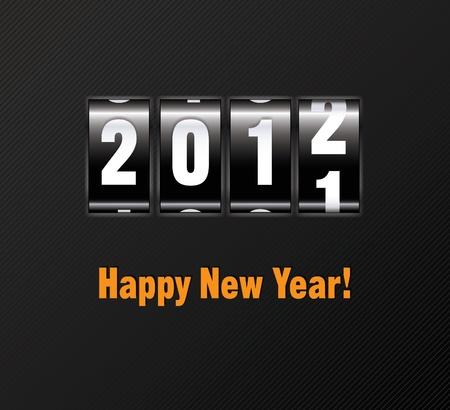 Счетчик на новый год