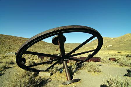 bodie: bodie national state park, ca, usa