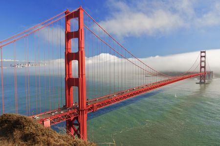 golden gate bridge, san francisco, ca, usa Stock Photo - 5710149