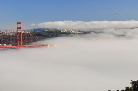 golden gate bridge, san francisco, ca, usa photo