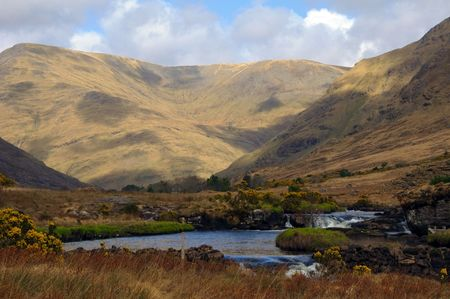 photo of vibrant scenic nature capture in the west of ireland Stock Photo - 5967526