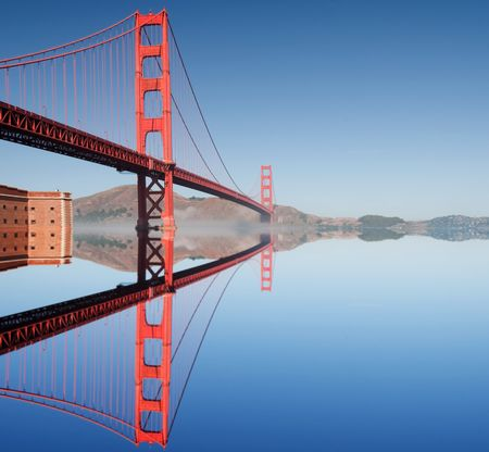 photo golden gate bridge in san francisco Stock Photo - 6070218