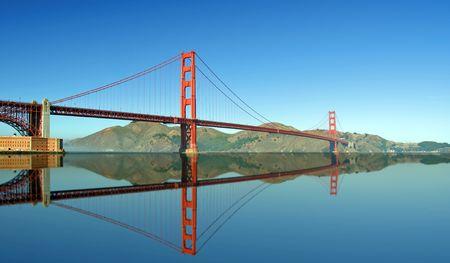 photo of the golden gate bridge in san francisco Stock Photo - 6070256