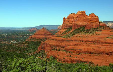 photo sandstone red scenic nature landscape, usa photo