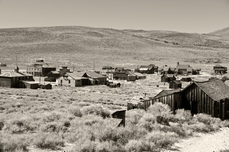 photo bodie national state park, ca, usa Stock Photo - 7134942