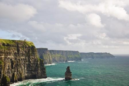 photo beautiful scenic landscape from the west coast ireland Stock Photo - 7522067