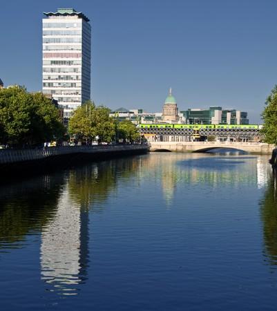 dublin city landmark in ireland