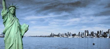 new york city tourism concept photo