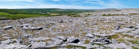 the burren national state park, county clare, ireland Stock Photo - 14038935