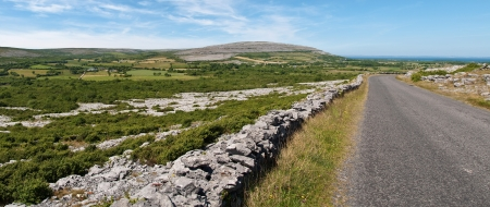 the burren national state park, county clare, ireland Stock Photo - 14038931