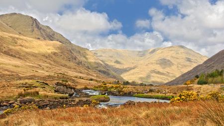 connemara: photo scenic nature landscape famous connemara protected landscape