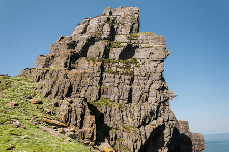 kerry: Skellig Michael,  Kerry, Ireland.