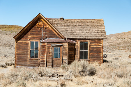 proposed: Bodie State Historic Park,  ghost town in the Bodie Hills, Mono County, California, United States.