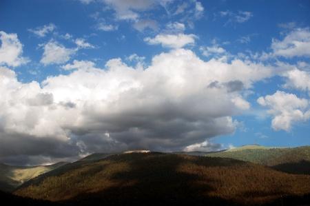 Bucegi mountains in the Carpathians, Romania Banque d'images