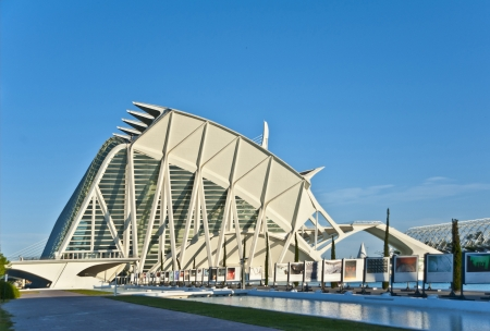 The  Museum of Prince Felipe,Valencia,Spain