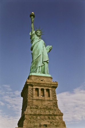 Stature of Liberty  New-York  photo