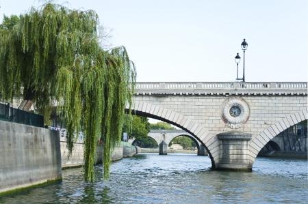 The Siene River in Paris . France. Stock Photo - 15550447
