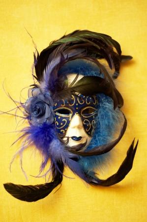 A venetian  mask. photo