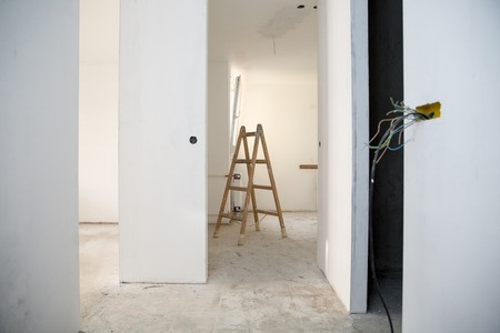 Complete renovation of a private apartment