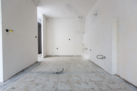 porous brick: Complete renovation of a private apartment