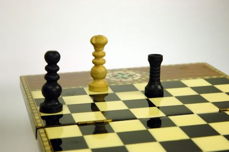 checkmate: Chess - Nearing Checkmate