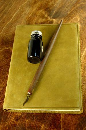 ペンとインクでジャーナル