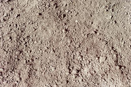 under ground: Ground seamless textured surface background under bright sunlight, closeup texture.