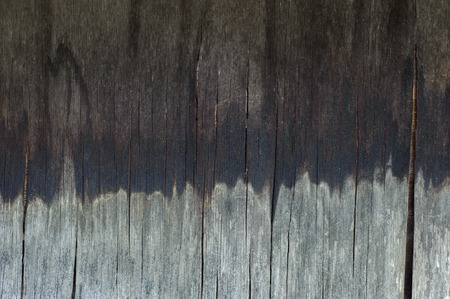 Old plywood background, wooden texture, weathered obsolete rough textured