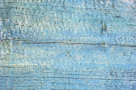 Old and blue vintage wood texture. Background.