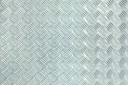 Metallic texture belonging to some street furniture. Stock Photo