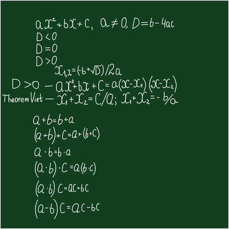 quadratic: