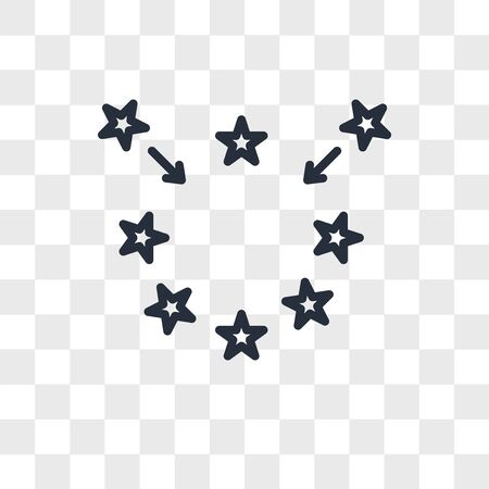 brexit vector icon isolated on transparent background, brexit logo concept