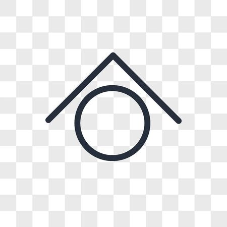 Zinc vector icon isolated on transparent background, Zinc logo concept
