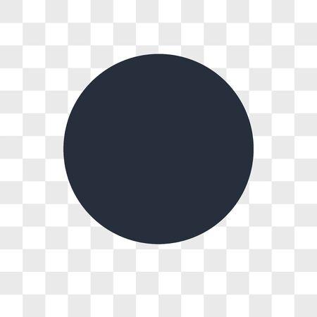 Happy emoji vector icon isolated on transparent background, Happy emoji logo concept