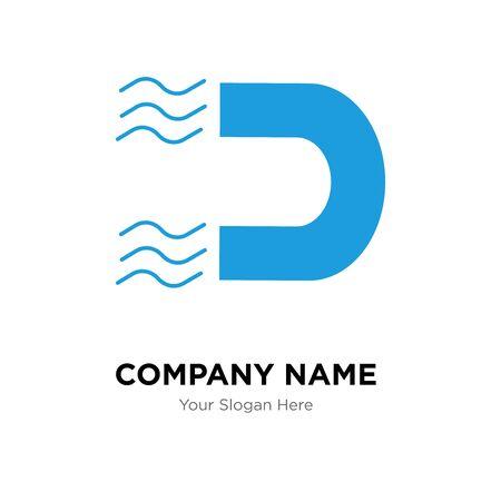 retention company logo design template, Business corporate vector icon