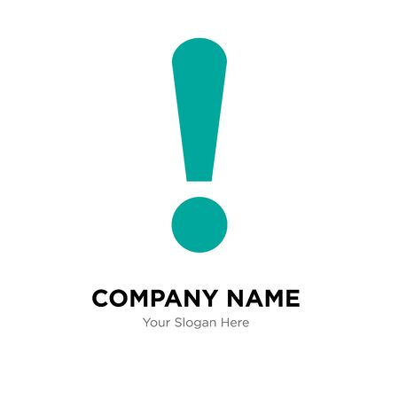 past due company logo design template, Business corporate vector icon
