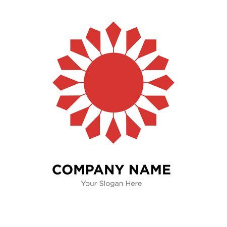 chiller company logo design template, Business corporate vector icon