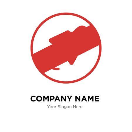 spoiler alert company logo design template, Business corporate vector icon