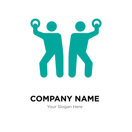 Silence company logo design template, Silence logotype vector icon, business corporative