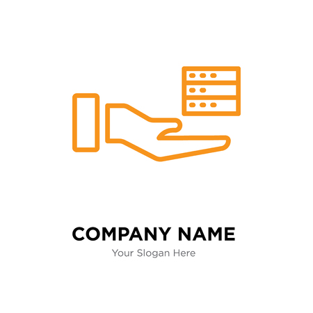 Available company logo design template, Available logotype vector icon, business corporative