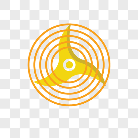 Turbine vector icon isolated on transparent background, Turbine logo concept