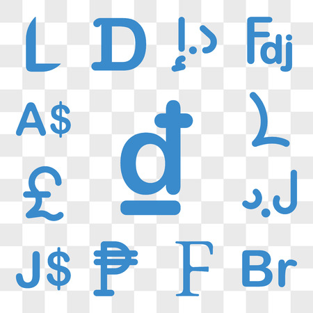 Set Of 13 transparent icons such as Croatia currency, Ethiopia Burundi Mexico Jamaica Libya web ui editable icon pack, transparency