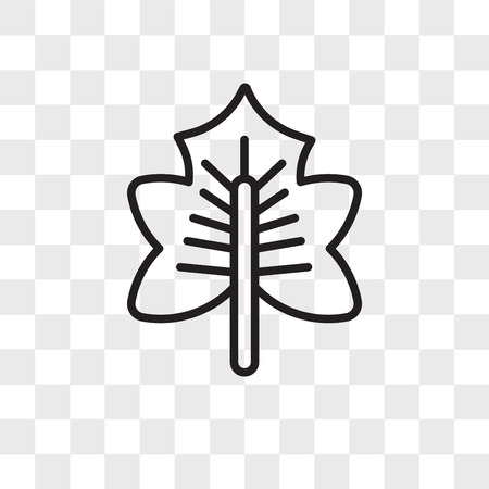 Kastanje vector pictogram geïsoleerd op transparante achtergrond, kastanje logo concept