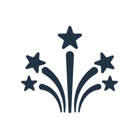Confetti icon vector isolated on white background, Confetti transparent sign