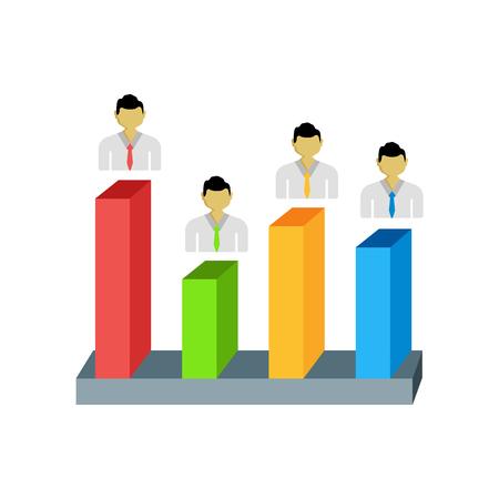 Polling pictogram vector geïsoleerd op een witte achtergrond voor uw web en mobiele app design, Polling logo concept