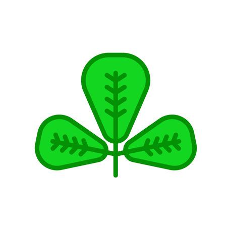 Obovate pictogram vector geïsoleerd op een witte achtergrond voor uw web en mobiele app design, Obovate logo concept