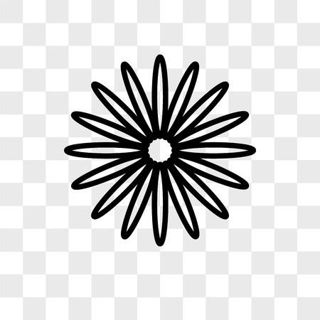 Żonkil wektor ikona na białym tle na przezroczystym tle, koncepcja logo żonkila Logo