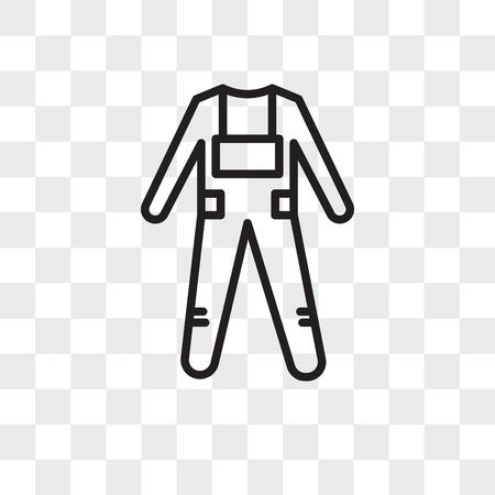 Icône de vecteur global isolé sur fond transparent, concept de logo global Logo